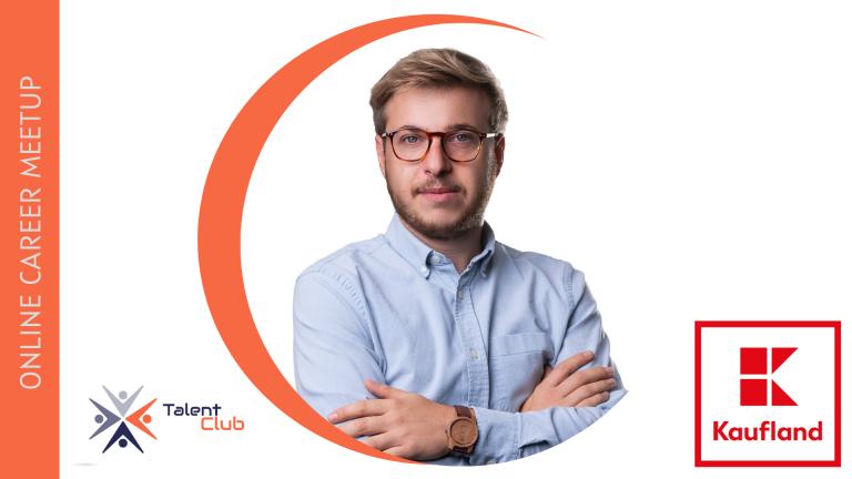 Интервю с Христо Арабаджов – Employer Branding Expert в Kaufland България – за участието му в Online Career MeetUp